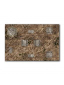FLG Mats Field Base 6X4