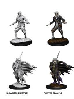 Minis WV10 Male Elf Rogue figurine
