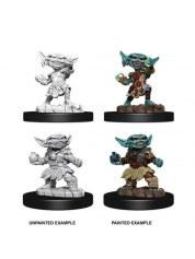 Minis WV9 Female Goblin Alchemist figurine