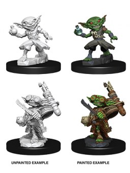 Minis WV9 Male Goblin Alchemist