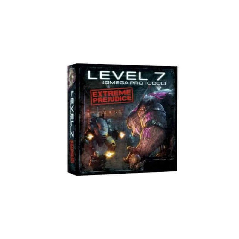 Level 7 [Omega Protocol] Second Edition jeu