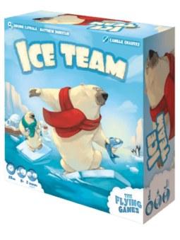 Ice Team jeu
