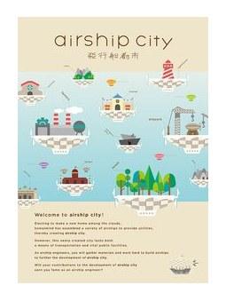Airship City jeu