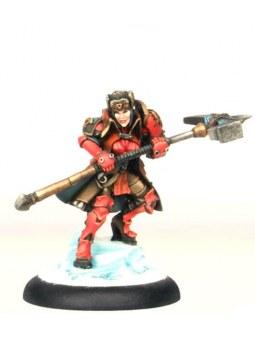 Khador Sorscha Kratikoff Epic Warcaster
