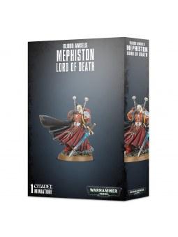 Warhammer 40k : Blood Angels Mephiston, Lord of Death