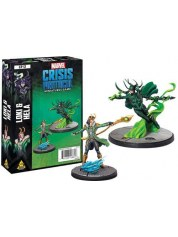 Marvel Crisis Protocol: Loki & Hela Character Pack
