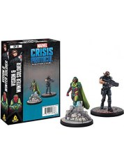 Marvel Crisis Protocol: Vision & Winter Soldier Character Pack