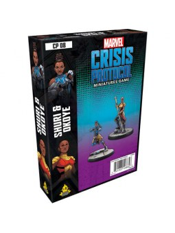 Marvel Crisis Protocol: Okoye And Shuri Character Pack