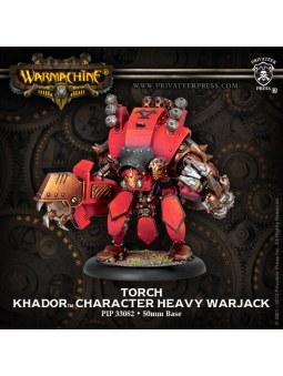 Khador Torch Character Warjack Upgrade