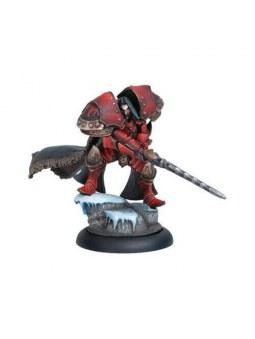 Khador Vladimir Dark Champion Epic Warcaster