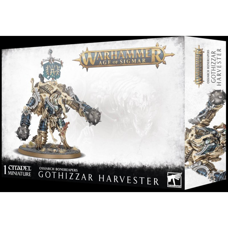 Ossiarch Bonereapers: Gothizzar Harvester