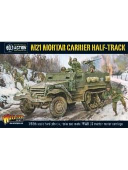 M21 mortar carrier half-track Bolt Action