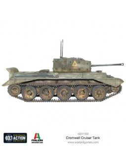 Cromwell Cruiser Tank Bolt Action