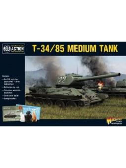 T34/85 Medium Tank bolt action