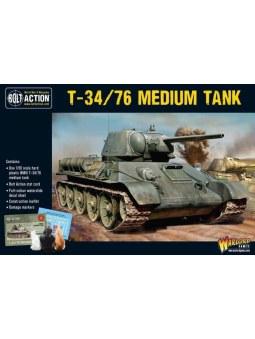 T34/76 Medium Tank bolt action