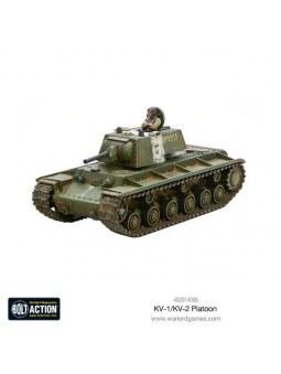 Soviet KV1/2 bolt action