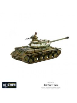 IS-2 Heavy Tank bolt action