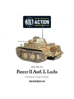 Panzer II Bolt Action