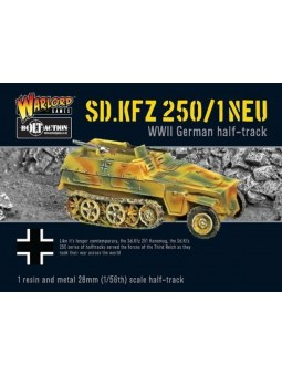 Sd/Kfz 250/1 - Neu Halftrack Bolt Action