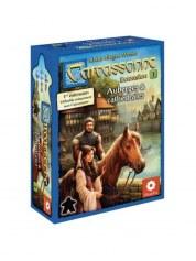 Carcassonne Extension Auberges et Cathedrales jeu