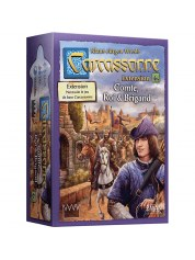 Carcassonne Extension Comte Roi et Brigands jeu