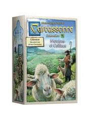 Carcassonne Extension Moutons & Collines jeu