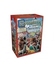 Carcassonne Extension Tous En Piste jeu