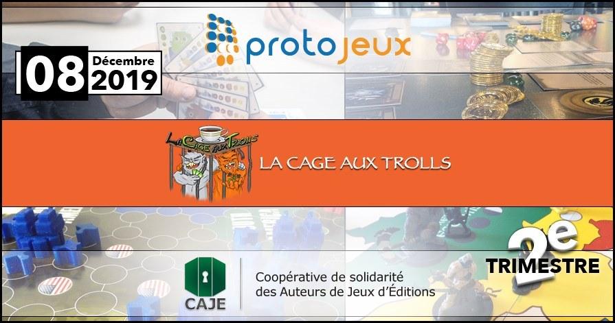 Protojeux à Lévis - Gratuit - 08/12/2019