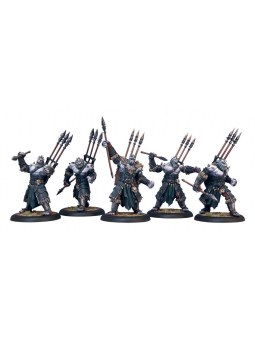 Legion Blighted Ogrun Warspears Unit horde