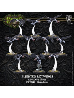 Legion Blighted Rotwings Unit horde