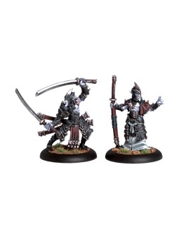 Legion Blighted Swordsmen Abbot & Champion