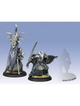 Legion Captain Farilor & Standard Legionnaire Charcacter horde