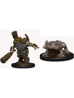 Wizkids Wardlings Mud Orc/Mud Puppy