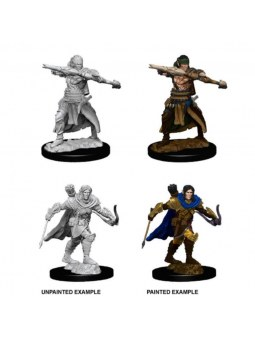 Pathfinder Minis Male Half-elf Ranger