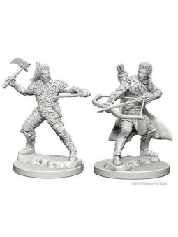 D&D  Minis Male Human Ranger