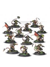 Blood Bowl : Equipe - The Skavenblight Scramblers figurines