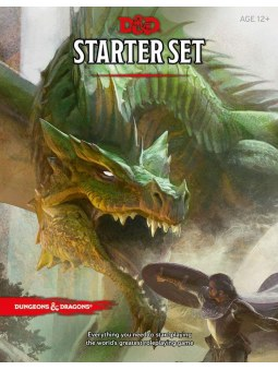 Donjons & Dragons 5E - Kit D'initiation (FR)