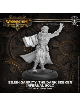 Infernal Eilish Garrity The Dark Seeker Solo horde