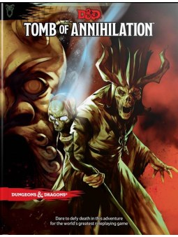 Donjons & Dragons 5e - Tomb Of Annihilation (FR)