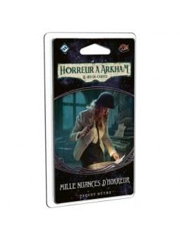 Horreur a Arkham le jeu de cartes : Mille Nuances D'horreur jeu