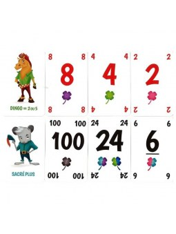 Multiplodingo cartes