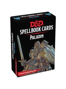 Donjons & Dragons 5e Cartes De Sorts - Paladin (FR)