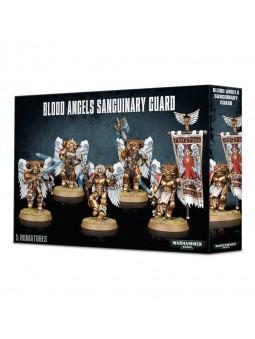 Blood angels : Sanguinary Guard