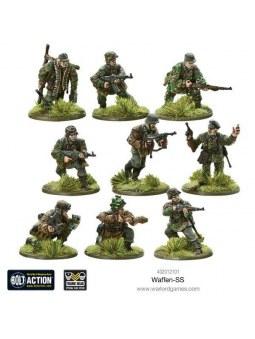 Waffen SS Bolt Action