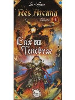 Res Arcana Extension Lux & Tenebrae jeu