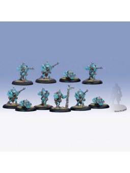 Trollblood Pyg Bushwackers (10) Unit horde