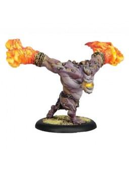 Trollblood Pyre Troll Light Warbeast horde