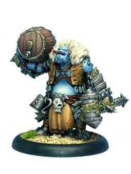 Trollblood Skaldi Bonehammer Character horde