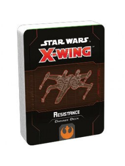 X-Wing 2nd Edition: Resistance Damage Deck