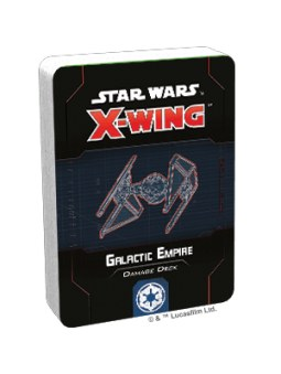 X-Wing 2nd Edition: Galactic Empire Damage Deck